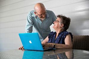 Social Media for Elders